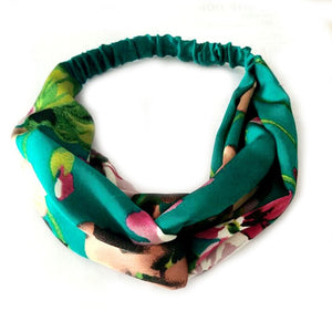 Bohemian Style Hair Bands Print Headbands Retro - Wish.N Dreams