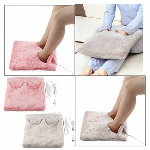 Foot/Hand Warmer Heating Pad Slippers Sofa Chair Warm Cushion Electric Heating Pads Warm - Wish.N Dreams