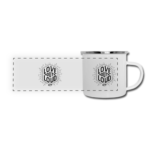 LOL Camper Mug - white