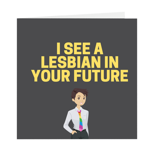 Lesbian in Your Future