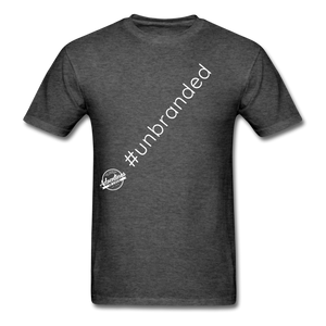 #unbranded Roadshow Tee - heather black