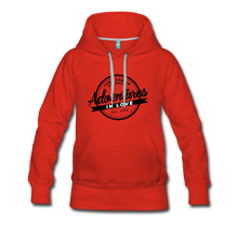 Load image into Gallery viewer, The Lesbian Roadshow Women's Hoodie - red