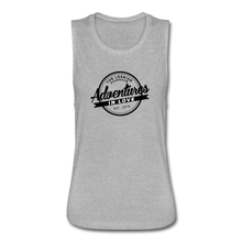 Load image into Gallery viewer, The Lesbian Roadshow Tank by Bella - heather gray