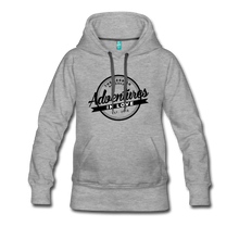 Load image into Gallery viewer, The Lesbian Roadshow Women's Hoodie - heather gray