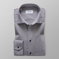 MICRO CHECK CONTEMPORARY SHIRT