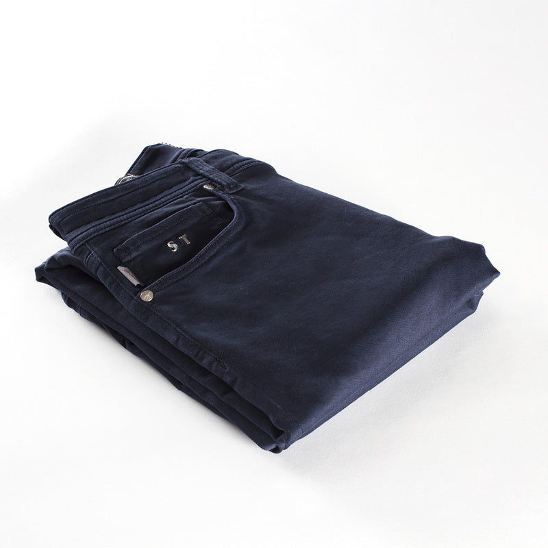 24.7 NAVY DENIM