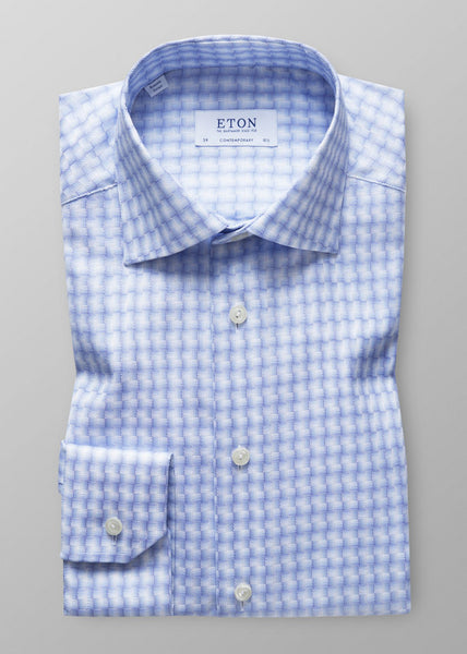 CONTEMPORARY FIT WOVEN SHIRT