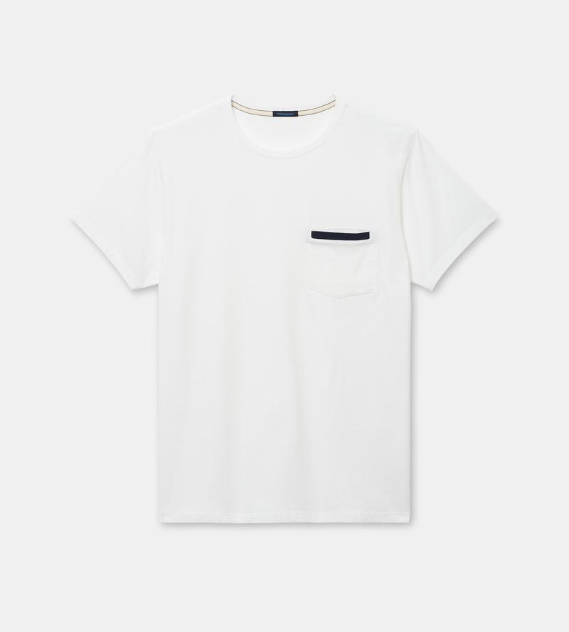 POCKET DETAIL TEE