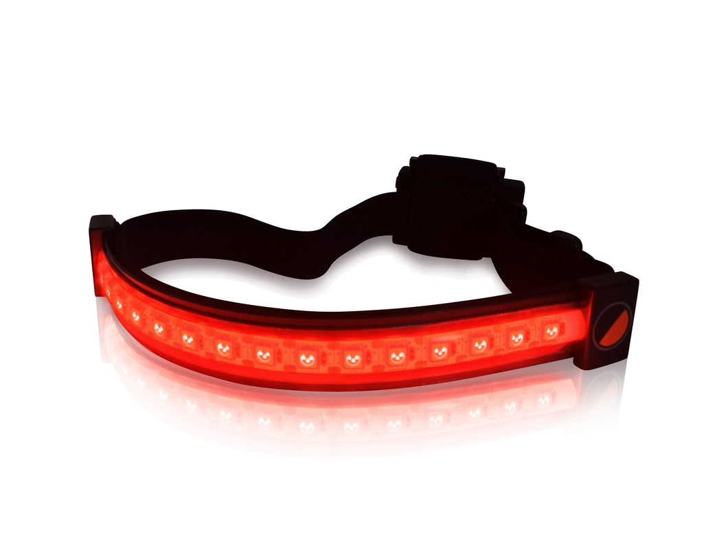 Red LED Band