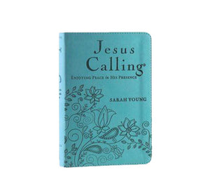 JESUS CALLING DAILY DEVOTIONAL