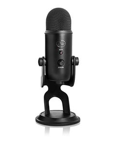 BLUE YETI MICROPHONE | BLACK