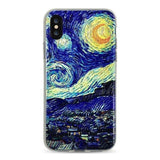 Hokusai x Van Gogh Phone Cases - Artsyez Unique Art Gifts