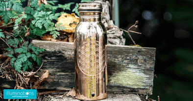 Top 5 Health Benefits of Using A Copper Bottle