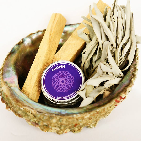 Crown Chakra Balm - illuminations Wellbeing Shop