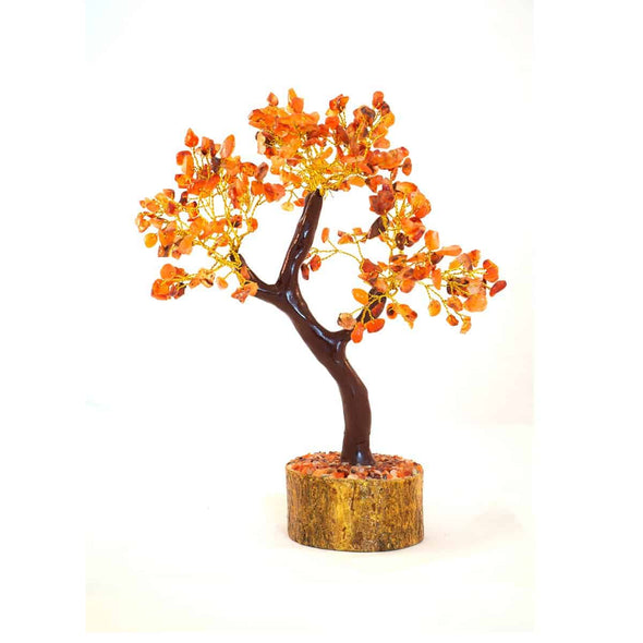 Healing Tree: Carnelian (Medium) - illuminations Wellbeing Shop
