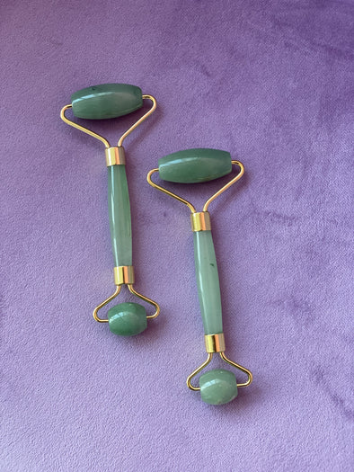 Jade Face Rollers - illuminations Wellbeing Shop