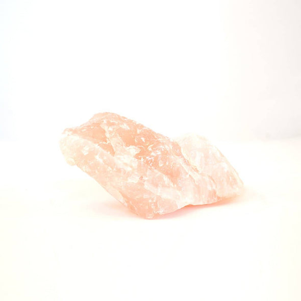 Rose Quartz Rough Stone (Small)