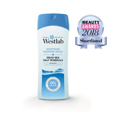 Westlab - Soothing Dead Sea Shower Wash - illuminations Wellbeing Shop Online