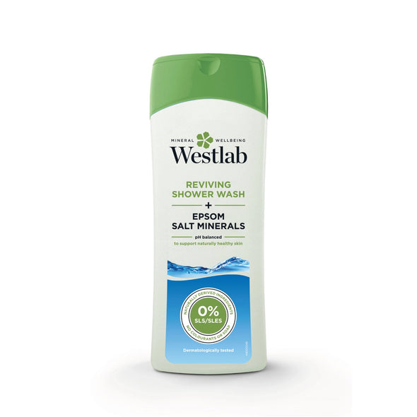 Westlab - Reviving Epsom Shower Wash