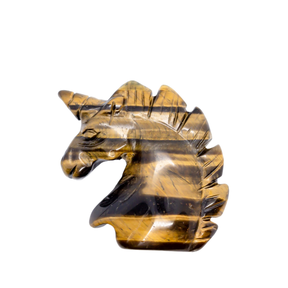 Tiger's Eye Unicorn