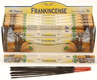 Tulasi Frankincense Sticks