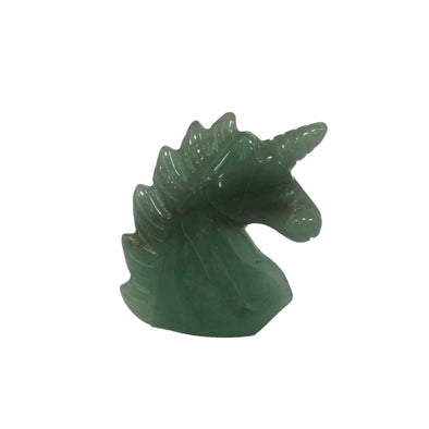 Green Aventurine Unicorn