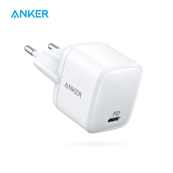 Anker 30W USB-C PD Fast Charger | PowerPort Atom PD 1 | Apple, Samsung, Google, LG, Other - Mukhtar Networking