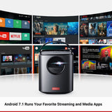 "Nebula by Anker Mars II | 720p 30""-150"" DLP Picture 