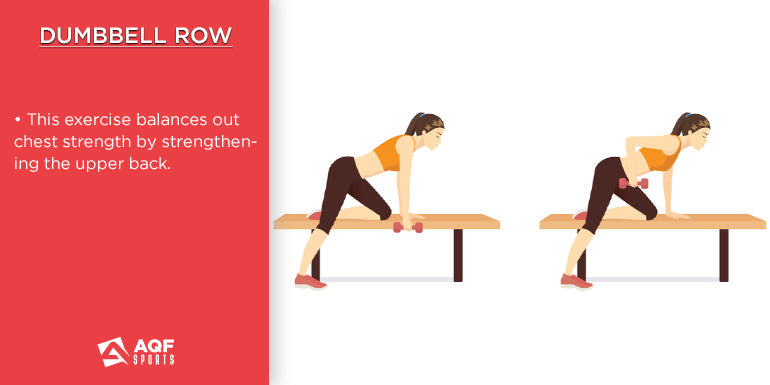 how to do dumbbell rows in strength training & it's benefits for runners