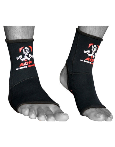 AQF Neoprene Ankle Support Gel Grip