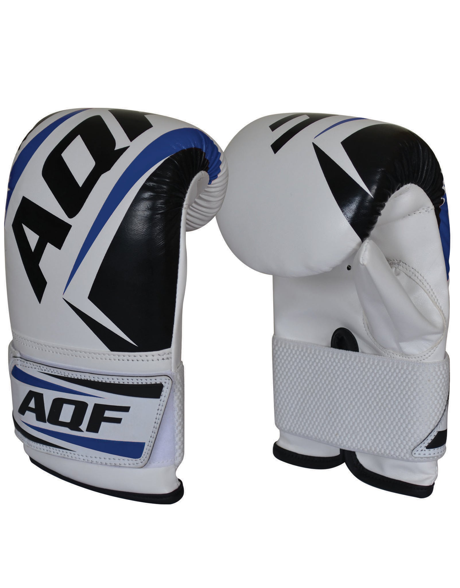 AQF Boxing Bag Gloves Blue