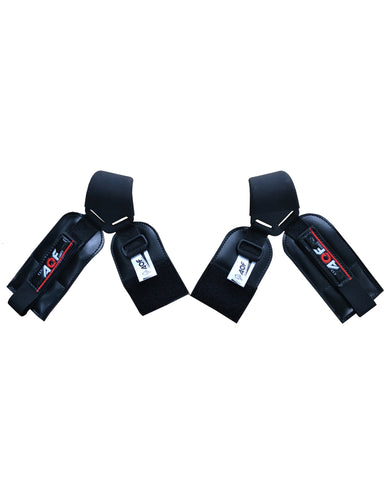 AQF Reverse Grip Weightlifting Straps