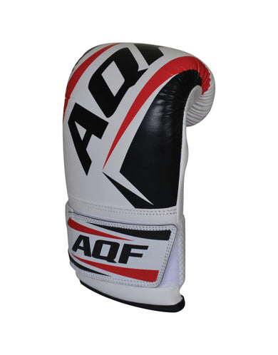 AQF Boxing Bag Mitts Black
