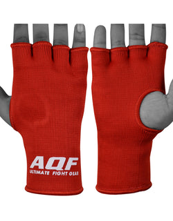 AQF Inner Gloves Hand Wraps Elasticated