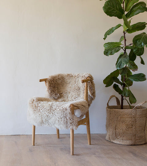 10 ways with Wilson & Dorset Sheepskin Rugs