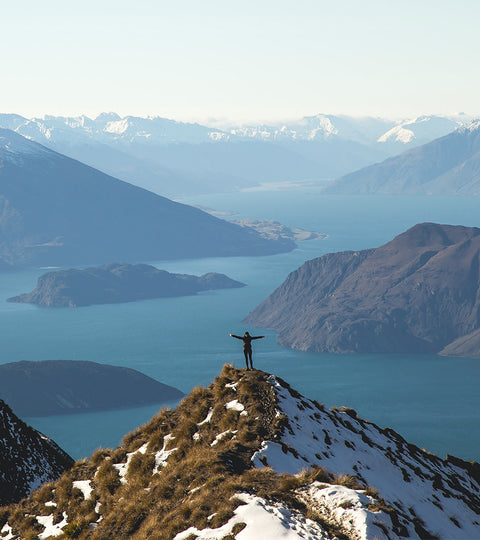 Wanaka, 45° South, Aotearoa, New Zealand