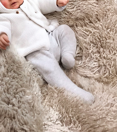 Why Sheepskin Rugs Are Perfect For Your Baby's Health & Well-Being