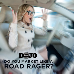 How Crazy Drivers and Marketers Are Similar
