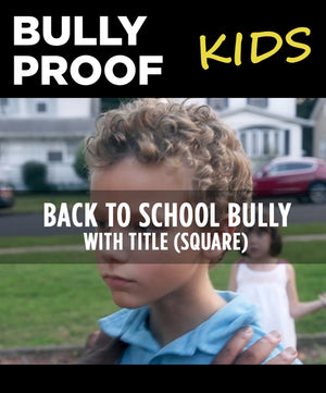 Back To School Bully (Square) - Dojo Muscle