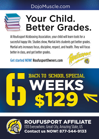 Roufusport Students Get Better Grades Proof Back