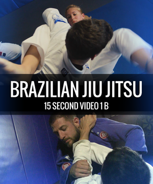 Brazilian Jiu Jitsu Video 15 Second 1 b - Dojo Muscle