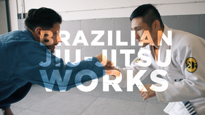 BJJ Works - Uses Leverage