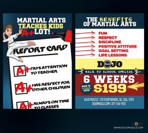 Martial Arts Teaches Kids A Lot