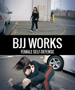 women battling back with jiu jitsu