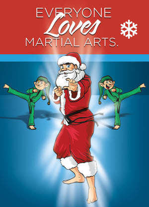 Give the Gift Of Martial Arts 1 - Dojo Muscle
