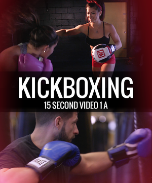 Fitness Kickboxing Video 15 Second 1 a - Dojo Muscle
