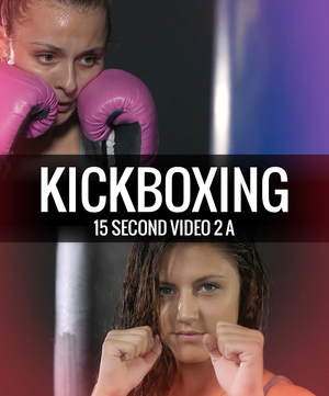 Fitness Kickboxing Video 15 Second 2 a - Dojo Muscle