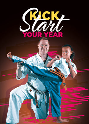 New Years - Kick Start Your Year 4 - Dojo Muscle