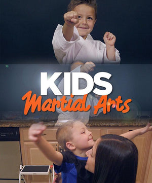 Kids Martial Arts New Style - Dojo Muscle