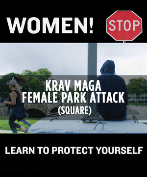 Krav Maga - Female Park Attack (Square)